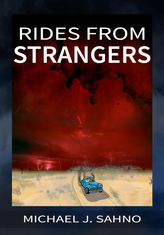 Cover Reveal: Rides From Strangers