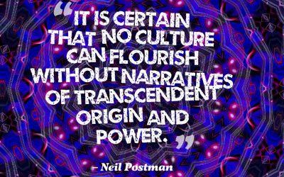 Narratives of Transcendent Origin and Power