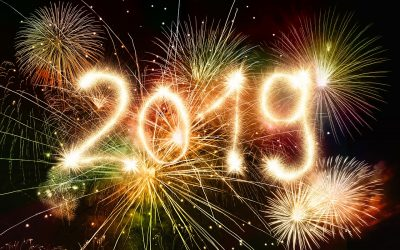Happy New Year From Mike Sahno – Author. Speaker. Publisher.