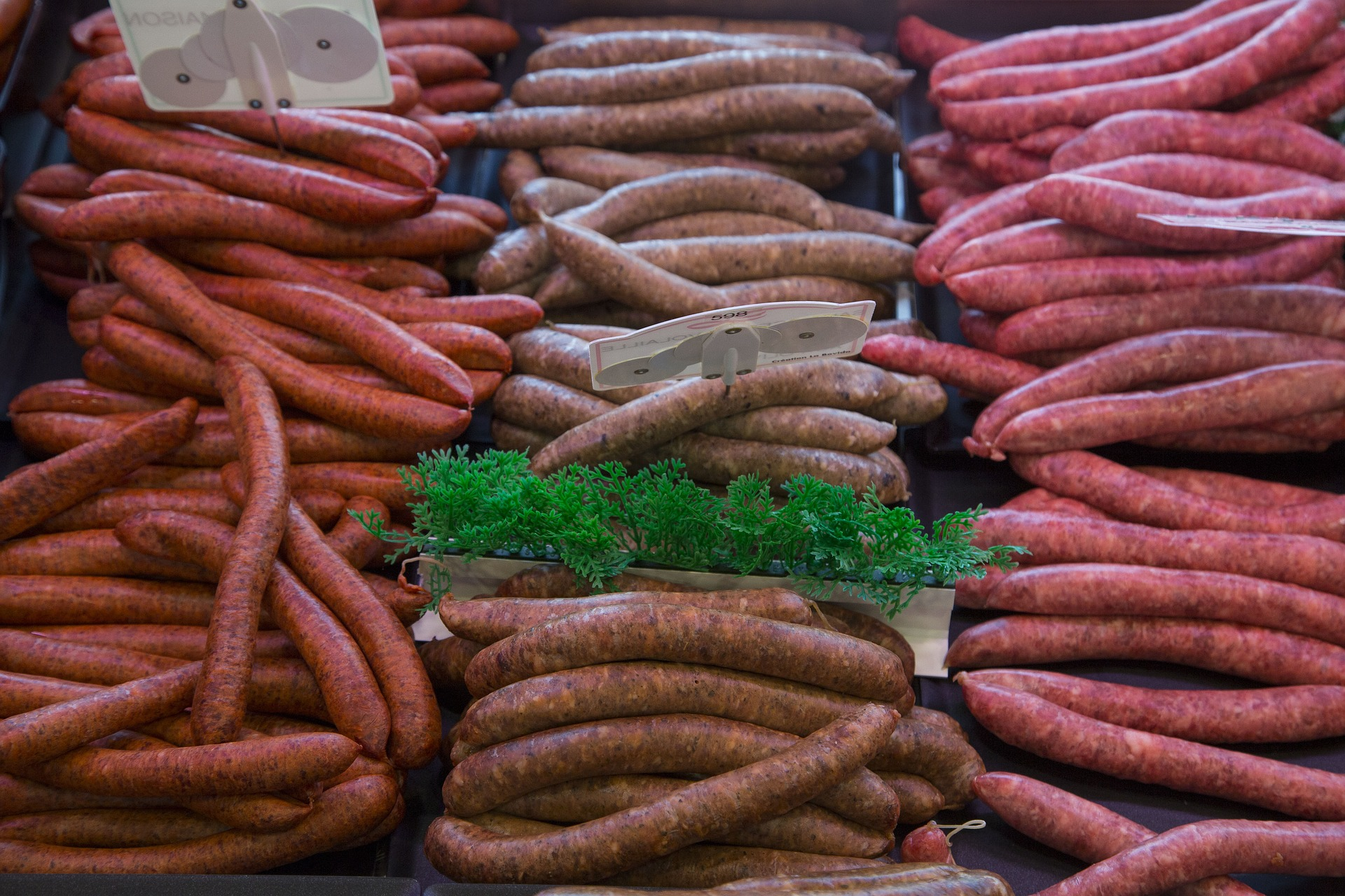 sausage-making