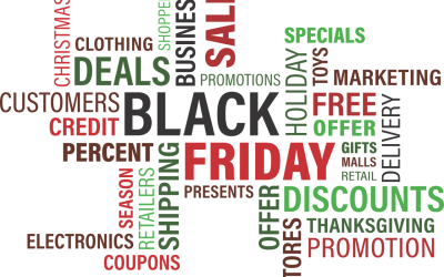 From Thanksgiving Day to Cyber Monday: A Reflection
