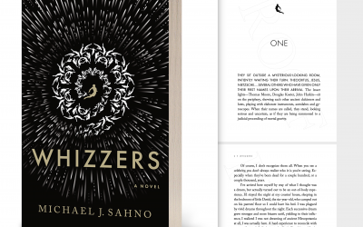 Cover Design and Interior Design for Novels